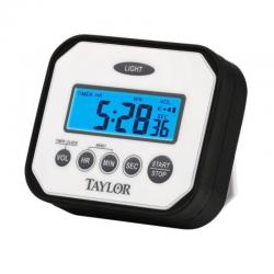 Taylor 5863 Temporizador Contra Impactos Resistente Agua