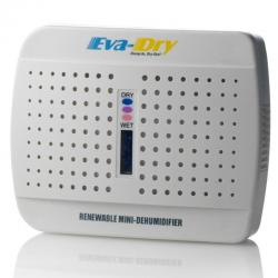 Eva-dry E-333 Mini Deshumidificador Inalambrico Renovable