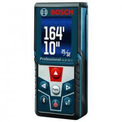 Bosch Glm 50 C Medidor De Distancia Láser Con Pantalla