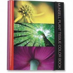 Munsell Carta De Color De Tejidos De Plantas - Edicion 1977