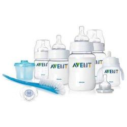 Avent Set Del Recien Nacido Scd265/01 Clinicamente Probado