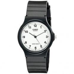 Casio Reloj Unisex Mq24-7b Reloj Analógico De Resina - Neg