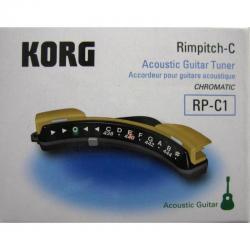 Korg Rpc1 Rimpitch Sintonizador De Guitarra Acustica