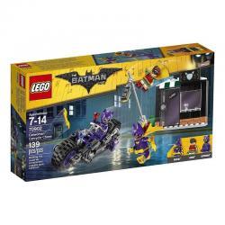 Lego 70902 Batman La Pelicula Gatubela Huye En Motocicleta