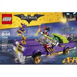 Lego 70906 Batman Movie Auto Modificado Del Guason