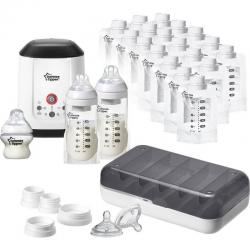 Tommee Tippee 522630 Bomba Pum And Go Juego Completo