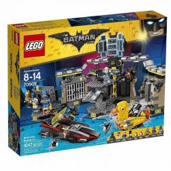 Lego 70909 Batman Movie Baticueva Kit De Construccion