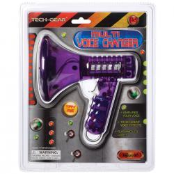 Si buscas Toysmith 1381 Cambiador De Voz Tech Gear Multi puedes comprarlo con GLOBALMARKTRADINGSERVICES está en venta al mejor precio