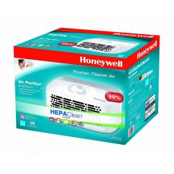Honeywell Hht270w Hepaclean Tabletop 13x13 Purificador Aire