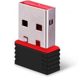 Adaptador Nano Antena Wifi Tarjeta Red Inalámbrica Usb