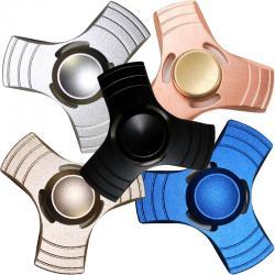 Si buscas Fidget Spinner Metalico Juguete Antiestres puedes comprarlo con TCNOLOGIA está en venta al mejor precio