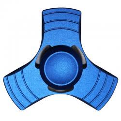 Si buscas Fidget Spinner Metalico Juguete Antiestres Azul puedes comprarlo con TCNOLOGIA está en venta al mejor precio