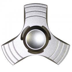 Si buscas Fidget Spinner Metalico Juguete Antiestres Plata puedes comprarlo con TCNOLOGIA está en venta al mejor precio