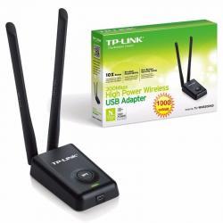 Antena Tp Link Wifi Rompe Muros 2 Alta Potencia 300mbps 10x
