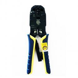 Pinza Ponchadora Profesional Ht-200 Rj45 Rj11 Rj9 Xcase