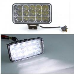 Barras Led 300w 52 Pulgadas Faros Jeep Motos Pick Ups Autos