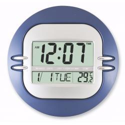 Reloj D Pared Digital Alarma Fecha Día Hora Reloj Mesa 5885