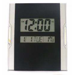 Reloj D Pared Digital Alarma Fecha Día Hora Reloj Mesa 3886