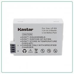 Bateria Kastar Lp-e8 T5i, 600d, 550d, 650d, 700d