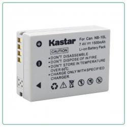 Bateria Kastar Nb-10l Canon Powershot G1 X, Canon Powersh