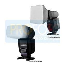 Kit De Difusores Para Flash Tipo Cobra Y De Tapa 580 Ex