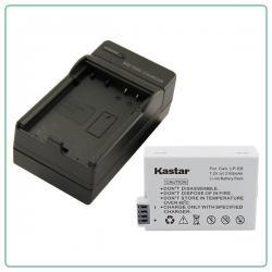 Kit Kastar Batería Y Cargador Lp-e8 Para T3i T4i T5i