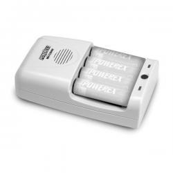 Cargador Mh-c204w Portátil Para Baterías Aa / Aaa Powerex