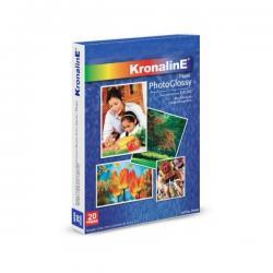 Si buscas Papel Photo Glossy Tamaño Carta Ph347 20 Hojas Kronaline puedes comprarlo con ITPROUSER está en venta al mejor precio