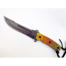 Si buscas Cuchillo Full Tang M8946 puedes comprarlo con FERRETERIAFERRESERVI está en venta al mejor precio
