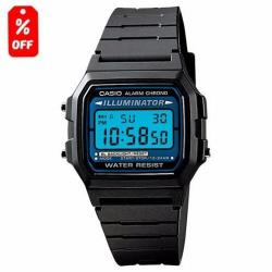 Reloj Clasico Casio F105 - Electroluminiscente - Cfmx