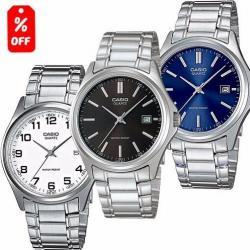 Reloj Caballero Casio Mtp1183 Metal -envío Gratis - Cfmx -