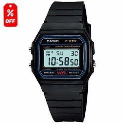 Si buscas Reloj Casio Retro F91 Moda Retro Vintage- 100% Original Cfmx puedes comprarlo con CFMX está en venta al mejor precio