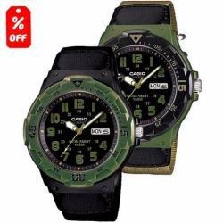 Si buscas Reloj Casio Mrw200 Extensible Lona - Pila De 3 Años - Cfmx puedes comprarlo con CFMX está en venta al mejor precio
