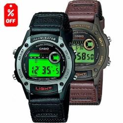 Reloj Casio W94 - Hora Doble - 100% Original Cfmx