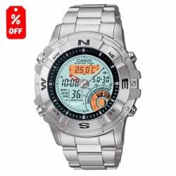Si buscas Reloj Casio Outgear Amw704 Fases Lunares Indicador Cacería puedes comprarlo con CFMX está en venta al mejor precio