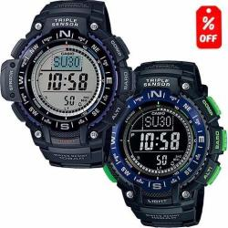 Si buscas Reloj Casio Outgear Sgw1000 Altímetro Barómetro Brújula-cfmx puedes comprarlo con CFMX está en venta al mejor precio
