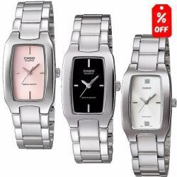 Reloj Casio Dama Ltp1165 - Ideal Como Regalo - Cfmx