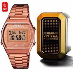 Reloj Casio Retro Vintage B640 - Edición Limitada - Cfmx -