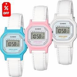 039bf9fbd676 Reloj Casio La11 Dama - Extensible De Piel - Cfmx ...