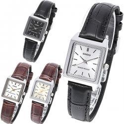 Si buscas Reloj Dama Casio Ltpv007 Cara Blanca Cristal Mineral - Cfmx puedes comprarlo con CFMX está en venta al mejor precio