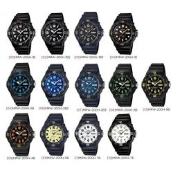 Si buscas Reloj Casio Mrw200 Negro Con Rojo - 100% Original Cfmx - puedes comprarlo con CFMX está en venta al mejor precio
