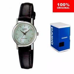 Reloj Dama Casio Ltp109414 - Piel - Cristal Mineral - Cfmx