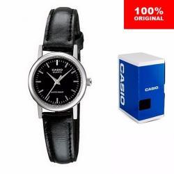 Reloj Dama Casio Ltp109413 - Piel - Cristal Mineral - Cfmx