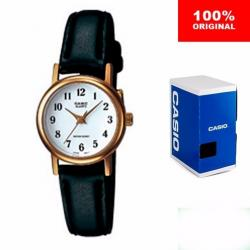 Reloj Dama Casio Ltp109412 - Piel - Cristal Mineral - Cfmx