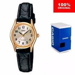 Reloj Dama Casio Ltp10947 - Piel - Cristal Mineral - Cfmx