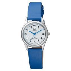 Si buscas Reloj Q&q Dama Qz09j304y Piel Genuina Cristal Mineral - Cfmx puedes comprarlo con CFMX está en venta al mejor precio