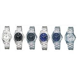 efce1e02cca4 Si buscas Reloj Casio Dama Ltp1215 Azul Metal - Fechador - Cfmx puedes  comprarlo con CFMX