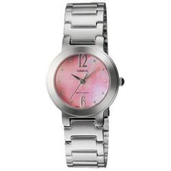 Si buscas Reloj Dama Casio Ltp1191 Rosa Nacar - Cfmx - puedes comprarlo con CFMX está en venta al mejor precio