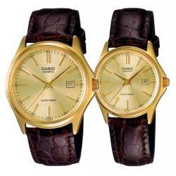 Si buscas Reloj Caballero Casio Mtp1183 Ltp1183 Piel Fechador Cfmx puedes comprarlo con CFMX está en venta al mejor precio