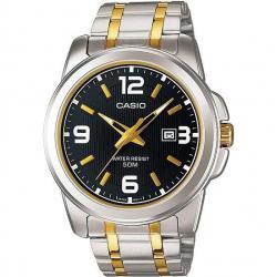 Si buscas Reloj Casio Mtp1314 Combinado- Acero - Fechador- Cfmx puedes comprarlo con CFMX está en venta al mejor precio